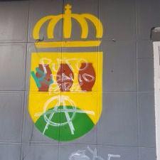 Alcorcón: Pintadas contra el alcalde del PP en la sede de Ciudadanos
