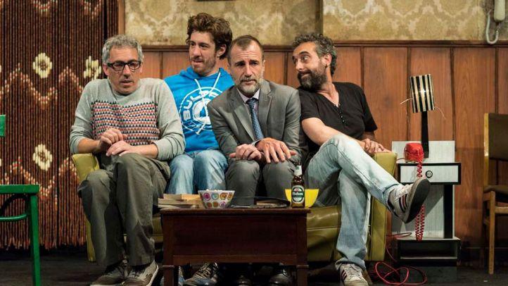 'La partida' en el Teatro Fígaro