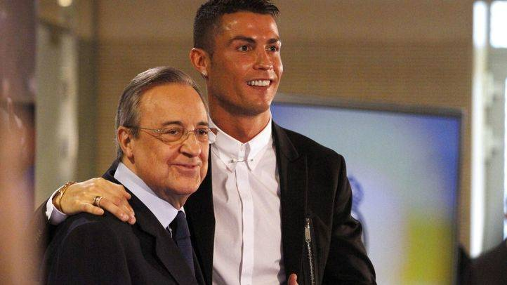Cristiano Ronaldo, hasta 2021: