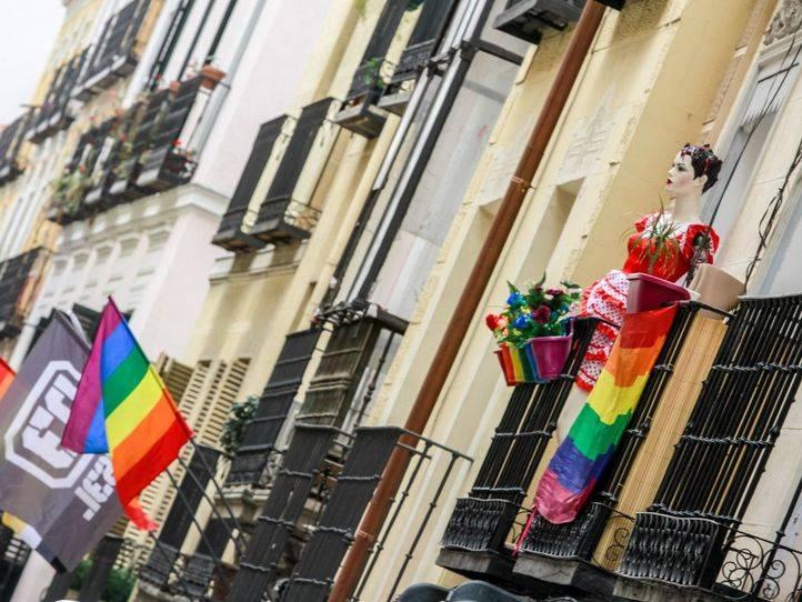 Detenido un hombre acusado de participar en una agresión homófoba en Malasaña