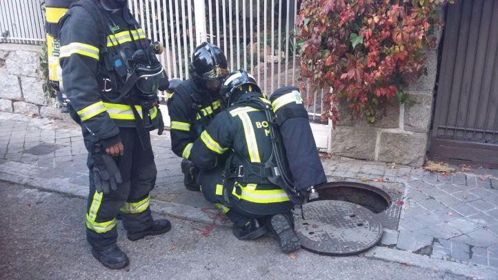Muere un trabajador mientras reparaba un depósito de propano en Mirasierra