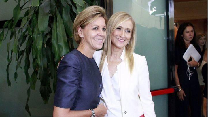 Cospedal tendrá el apoyo del PP de Madrid si opta a secretaria general