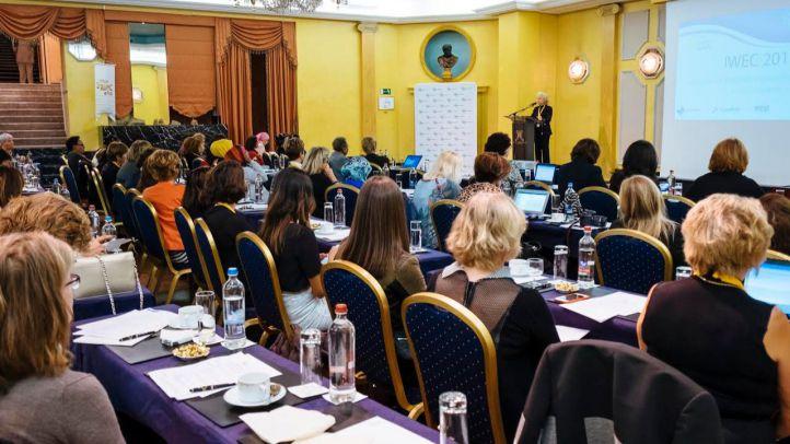 Las empresarias Anna Vicens e Isabel Alonso, galardonadas con los premios Iwec 2016