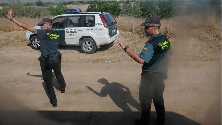 La Guardia Civil desmantela una trama delictiva que robaba a transportistas