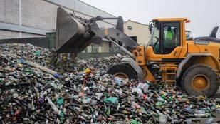 Así es la cadena de reciclado del vidrio