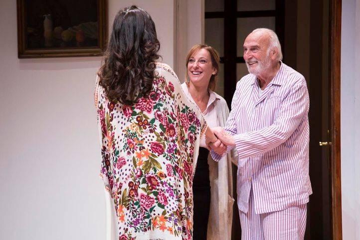 'El padre' en el Teatro Bellas Artes