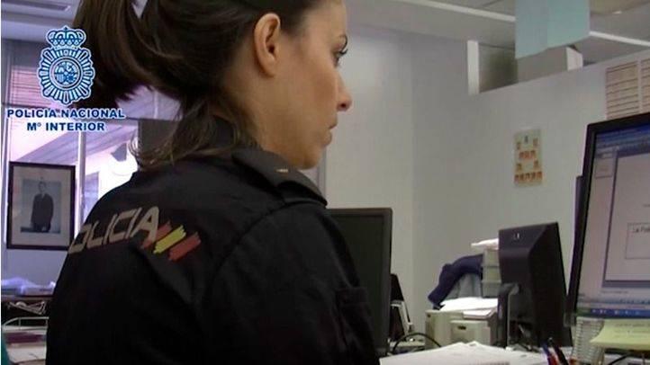 Pornografía infantil: 56 detenidos, 11 en Madrid, por distribuir imágenes de