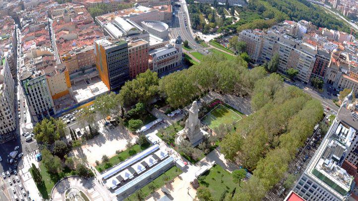 Los madrileños podrán votar en febrero las dos propuestas ciudadanas más apoyadas y la de Plaza España
