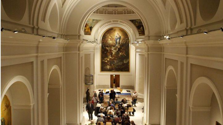 Reabre la capilla del Museo de Historia de Madrid tras siete años cerrada