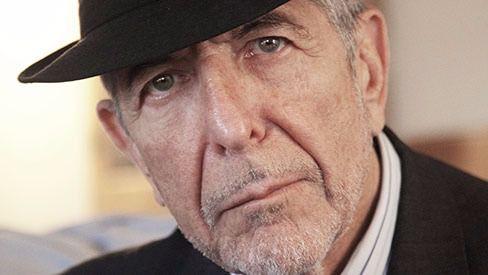Adiós a la mágica voz de Leonard Cohen