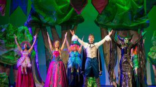 'La Bella Durmiente': los niños al teatro
