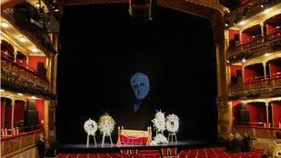 Último adiós a Francisco Nieva