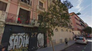 El Patio Maravillas regresa a Malasaña y se instala en un edificio abandonado