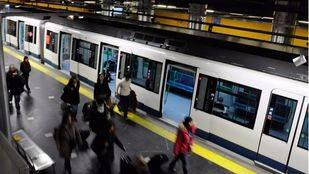 Transportes fija el 26 de enero para el cierre de la Línea 8