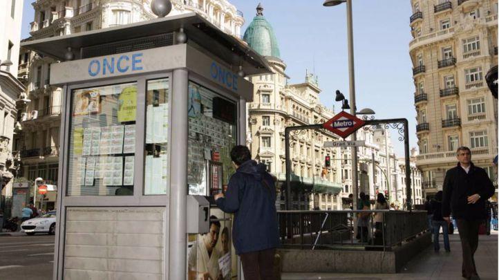 La ONCE 'crea' dos nuevos millonarios en Madrid y Fuenlabrada