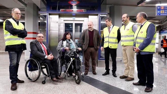 Sol estrena ascensor para garantizar la accesibilidad