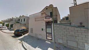 Calle Javier de Miguel, en Vallecas