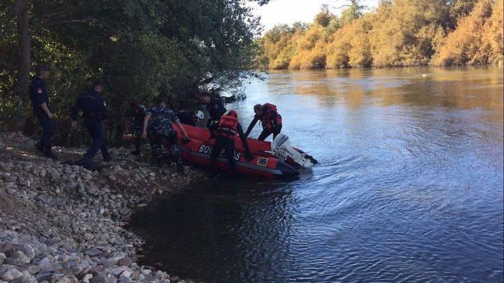 Hallan muerto al cazador que cayó al río Tajo hace ocho días