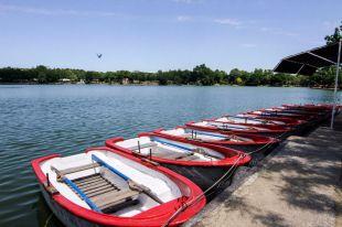 El Ayuntamiento vaciará el lago de la Casa de Campo para su reparación