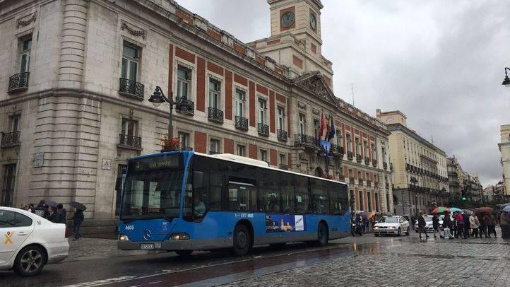 Los nuevos autobuses de la EMT permitirán que dos sillas de ruedas viajen a la vez