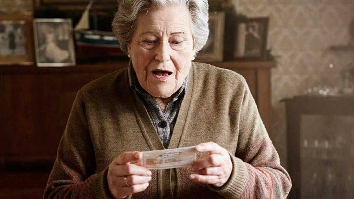 Anuncio de la Lotería de Navidad