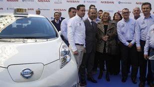 Madrid cuenta con 23 nuevos taxis eléctricos