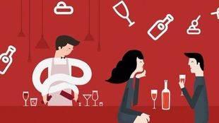 Vinos y pinchos maridados llegan a Chamberí
