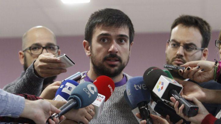 Espinar no muestra confianza en José Manuel López
