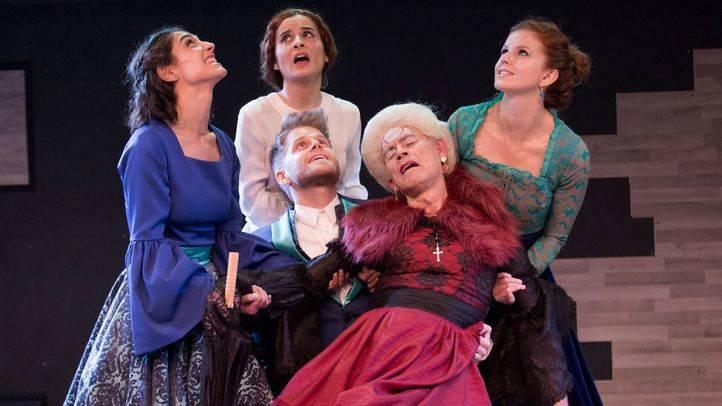 'Tartufo el impostor' en el teatro Fernán Gómez