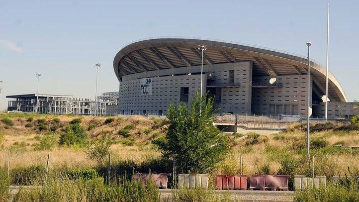 Estadio Olímpico (archivo).