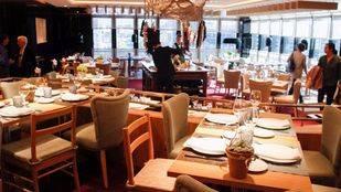 Inaugurado el restaurante Las Nubes de Castellana, que combina cocina y moda