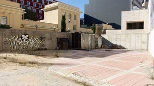 'La gasolinera' de La Guindalera se convertirá en un espacio abierto vecinal