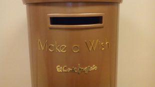 El Corte Inglés lanza 'Make a Wish' para que los turistas de Madrid hagan realidad su mejor deseo navideño
