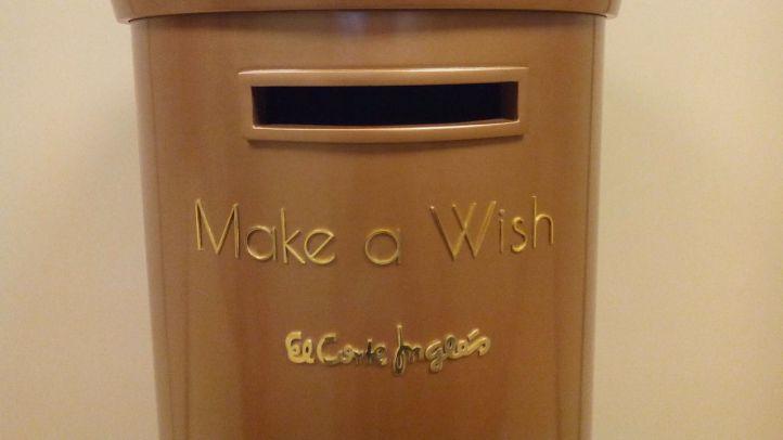 Buzón Make a Wish
