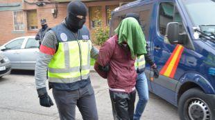 Detenidos dos marroquíes por pertenecer al Estado Islámico, uno en Madrid