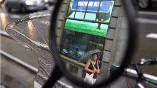 La capital pide usar transporte público este lunes por la lluvia