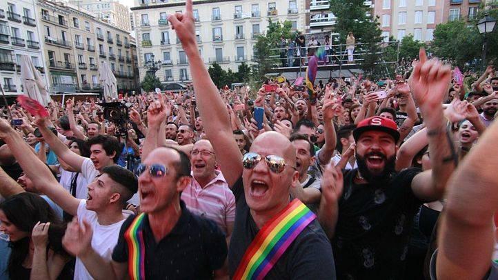 Madrid espera tres millones de asistentes al World Pride de 2017