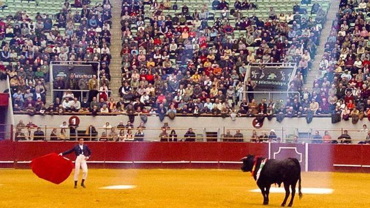 Los toros volverán al Palacio de Vistalegre en 2017