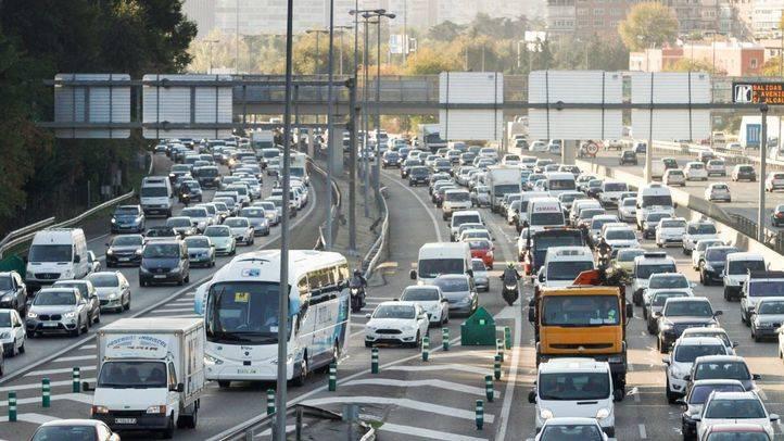 Cibeles celebra un pleno extraordinario sobre contaminación y tráfico este jueves