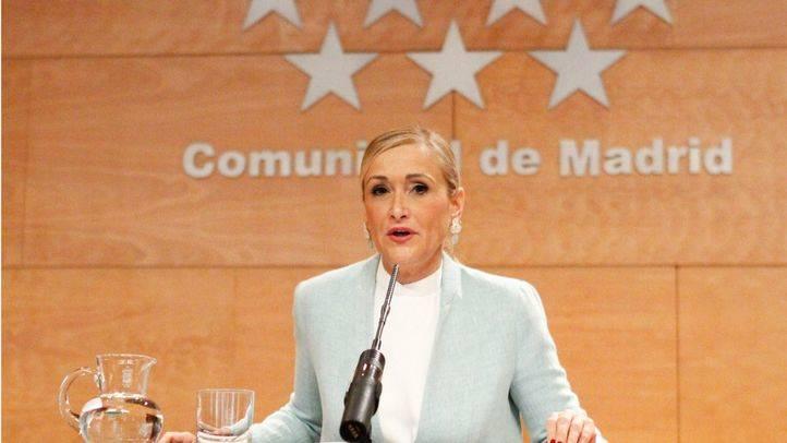 Cristina Cifuentes (archivo)