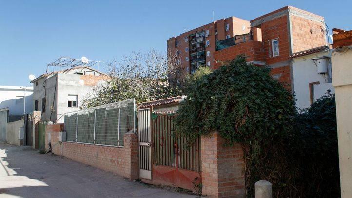 Sector 5 de la Cañada Real Galiana en le municipio de Rivas-Vaciamadrid.