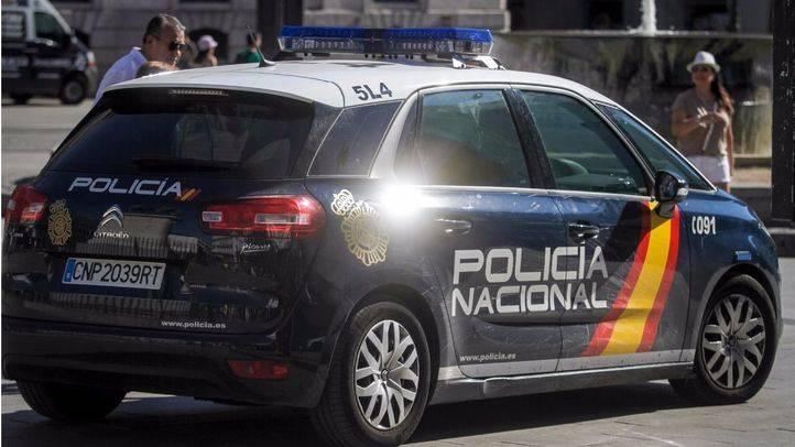 La Policía Nacional detiene en Barajas al integrante de ETA Garikoitz Ibarlucea