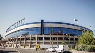 Unos 900 efectivos de seguridad vigilarán en el Atlético de Madrid- PSV Eindhoven