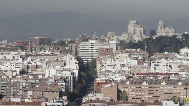 Madrid contaminado