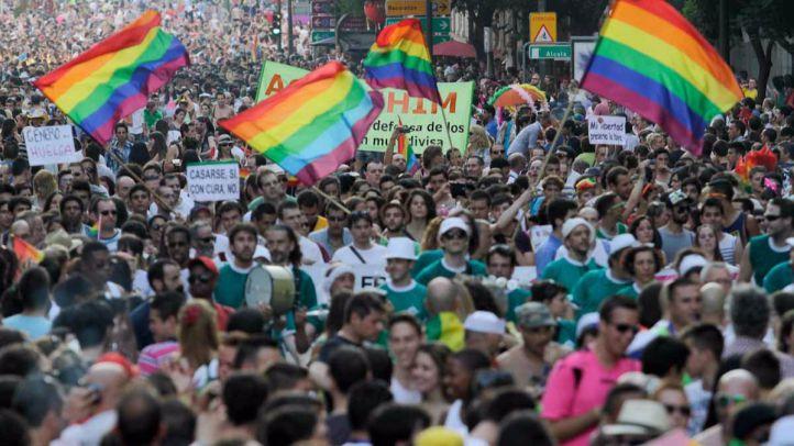 Las denuncias por agresiones homófobas en Madrid crecen un 1.000% en dos años