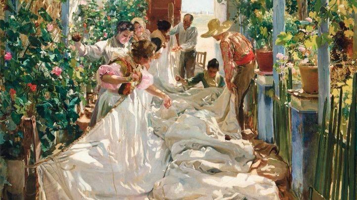 El Museo Sorolla exhibe obras del pintor nunca expuestas