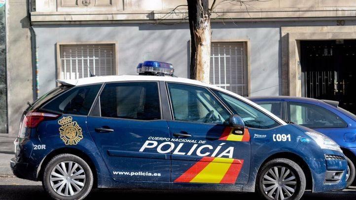 Detenidas tres personas en Getafe por varios robos con fuerza