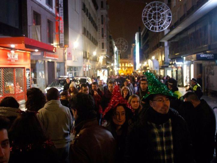 Más seguridad en el Centro por Navidad ante la previsión de aglomeraciones