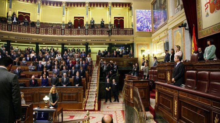 Dos de cada tres lectores critican la marcha de Unidos Podemos del minuto de silencio de Barberá