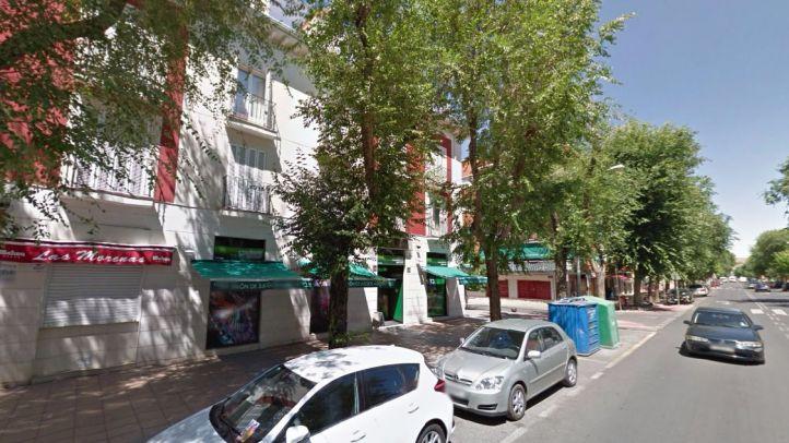 Un brasero origina un fuego en una casa de Aranjuez que deja graves a una mujer y su hija